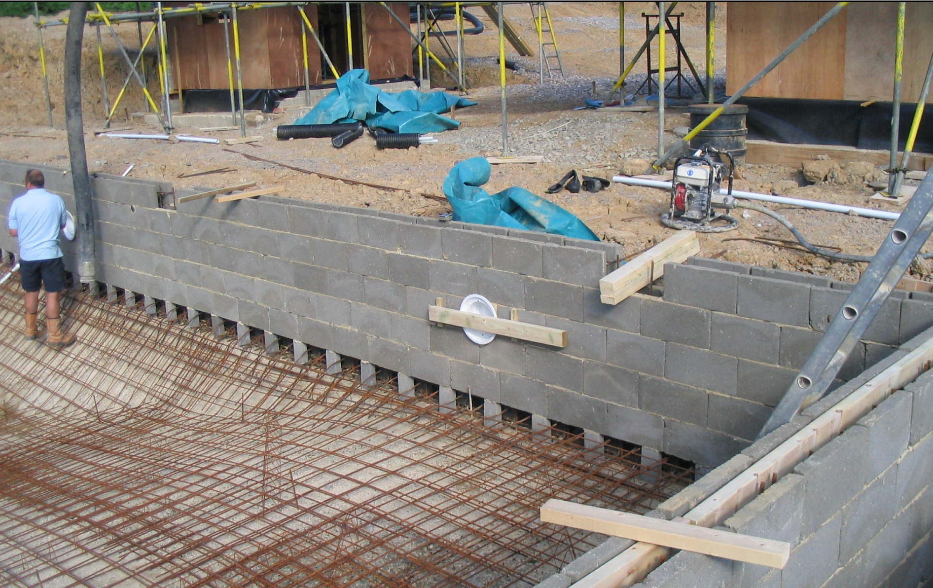 Pss System Permanent Shuttering Systems